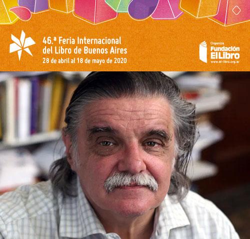 Feria del Libro 2020 Horacio Gonzalez dará el discurso de apertura