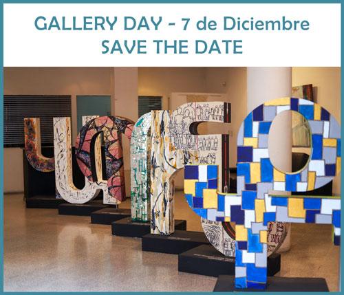Último Gallery del 2019 en el Circuito Palermo - Villa Crespo