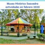 Calesita del Museo Histórico Saavedra