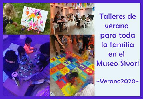 El Museo Sívori ofrece Talleres gratuitos en enero y febrero 2020