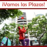 """""""Vamos las Plazas"""" en la Ciudad entre el 10 de enero y el 1 de marzo"""