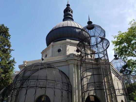 Ecoparque - Jaula de aves y monos sudamericanos