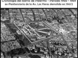 Cronología del barrio de Palermo - Período 1960 - 1969