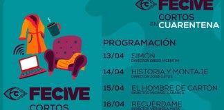 Cortometrajes gratis es el aporte de FECIVE en la cuarentena