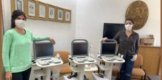 Nuevas donaciones al Hospital Fernández