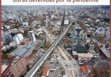 Viaducto San Martín demorado por la pandemia