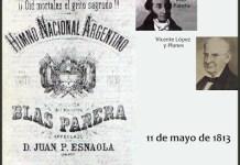 Historia del Himno Nacional Argentino