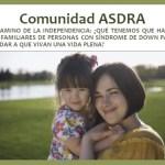 Nueva red virtual para ayudar a las familias de personas con síndrome de Down