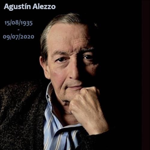 Falleció Agustín Alezzo