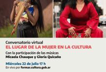 El lugar de la Mujer en la Cultura