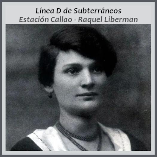 Linea D-Callao - Raquel Liberman