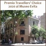 Premio Travellers' Choice 2020.