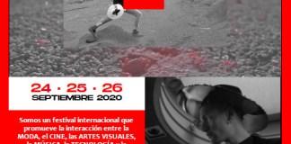 Buenos Aires International Fashion Film Festival -BAIFFF - 24 al 26 de septiembre