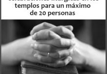 Se habilitaron las celebraciones litúrgicas en los templos en la ciudad de Buenos Aires