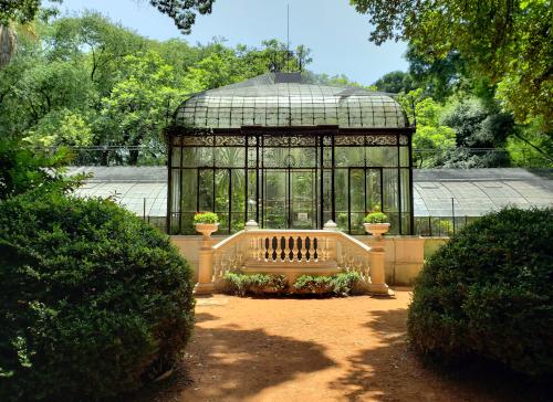 """Invernáculo del Jardín Botánico """"Carlos Thays"""""""