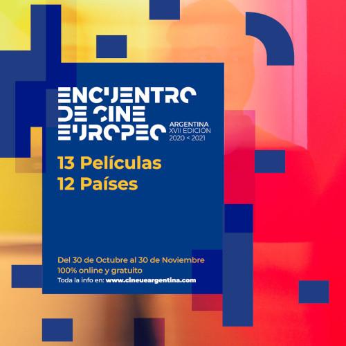17° Encuentro de Cine Europeo 2020-2021: online y gratis