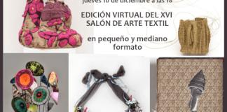 XVI SALÓN DE ARTE TEXTIL
