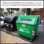 Nuevos contenedores en casi todos los barrios porteños