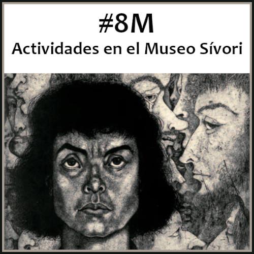 Actividades en el Sívori por el #8M