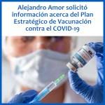 La Defensoría pide prioridad de pacientes de riesgo en el plan de vacunación COVID-19