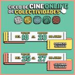 Ciclo de Cine de Colectividades en junio 2021