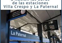 Ciudad y Nación negocian la finalización de las estaciones aún inconclusas del Viaducto San Martín