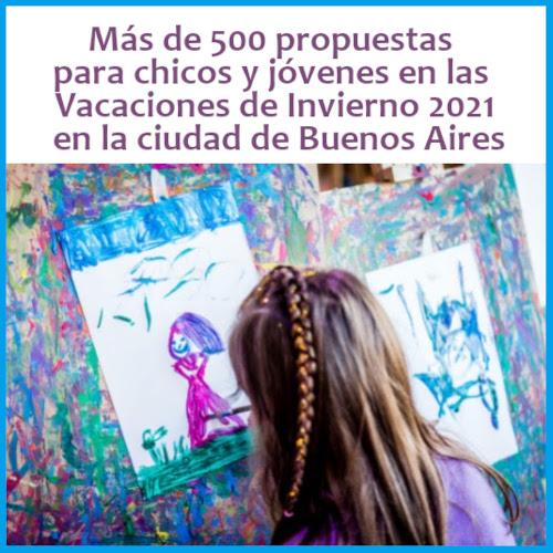 Vacaciones de Invierno 2021
