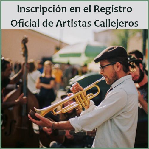 Inscribite en el Registro de Artistas Callejeros/as de la Ciudad