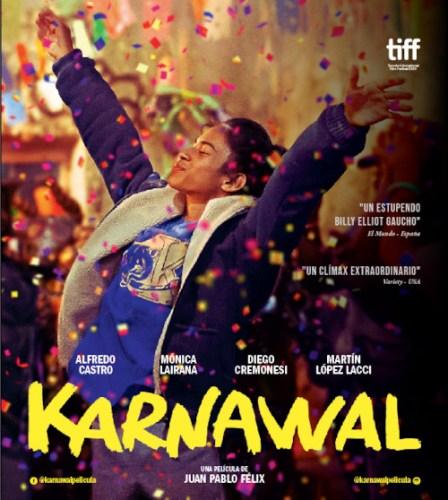 KARNAWAL se estrena en Argentina el 23/09/21