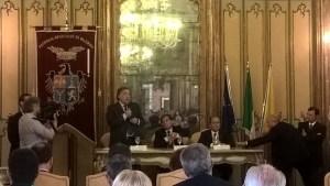 Leoluca Orlando Sindaco della Città Metropolitana
