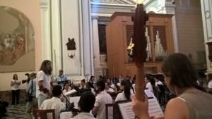 Orchestra e canto Quattrocanti 1
