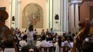 Orchestra e canto Quattrocanti 2