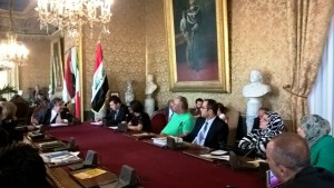 Delegazione irachena 1