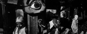 Ernesto Bazan The eye, Santiago de las Vegas, 2001