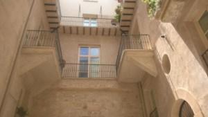 Palazzo Lampedusa balconata