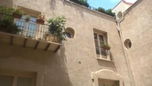 Palazzo Lampedusa interno