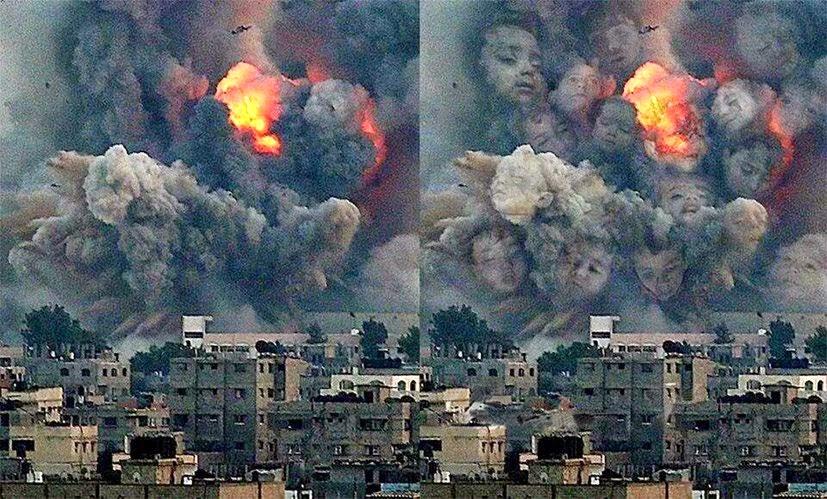 IMÁGENES DE PALESTINA: Israel califica de 'guerra' el conflicto de 2014 en  Gaza