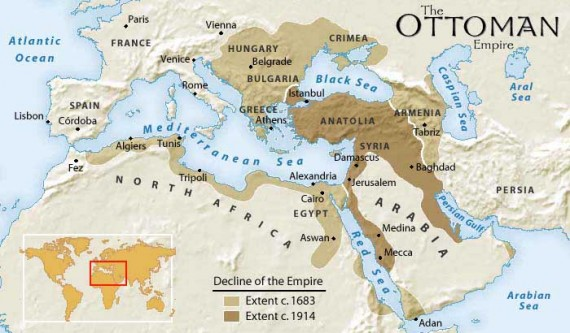 Maps: Ottoman Empire through 1949 - Palestine Portal