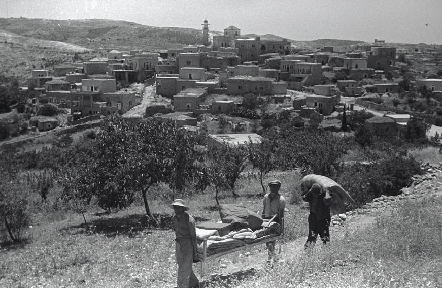 Image result for jewish looting of palestiniaN HOMES