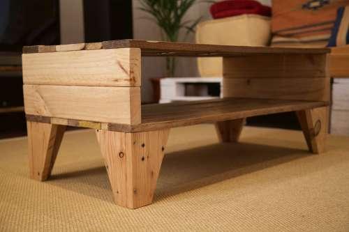 Mesas hechas con palets - Paletos.net - Encantados de decorar contigo