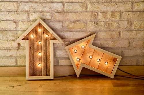 Lámparas recicladas de palets - Paletos.net - Te ayudamos a iluminar