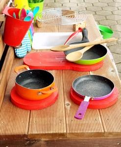 Matschküche Kinderküche LTKO aus Paletten Möbel Holz (3)