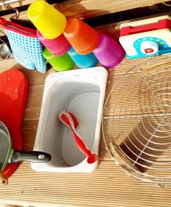 Matschküche Kinderküche LTKO aus Paletten Möbel Holz (4)