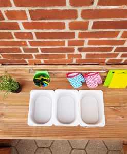 Matschküche Kinderküche aus Paletten Holz XLMP 1 (12)