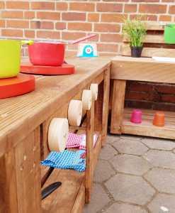 Matschküche Kinderküche aus Paletten Holz XLMP 1 (6)
