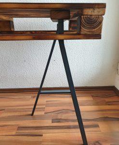 Paletten Schreibtisch Industrial Style (4)