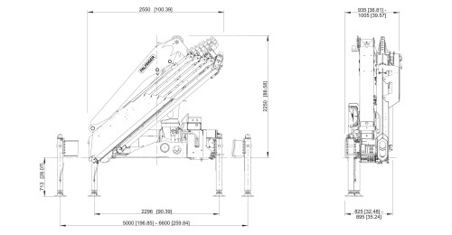 small resolution of cranes shown in the leaflet are partially optional equipped and do not always correspond to the standard version country specific regulations must be