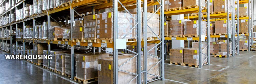 Flexible warehousing where you need it.