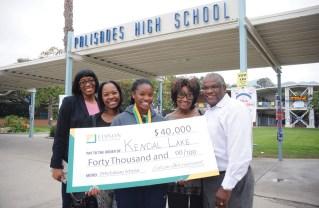 Lake Wins $40,000 Edison Award