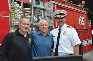 Fire Engine 69 Restored to Palisades